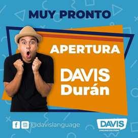 CLASES DE INGLES EN DURAN