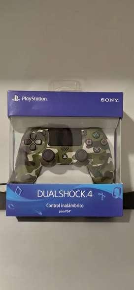 Control Ps4 camuflado Dualshock original