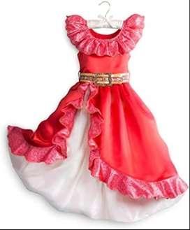 Disfraz Elena de avalor
