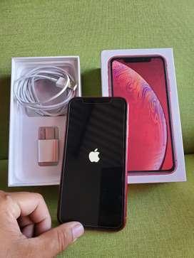 IPHONE XR 64GB COLOR ROJO USADO