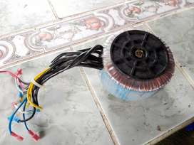 Transformador toroidal