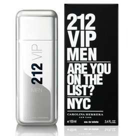 Loción 212 Vip Men 100ml