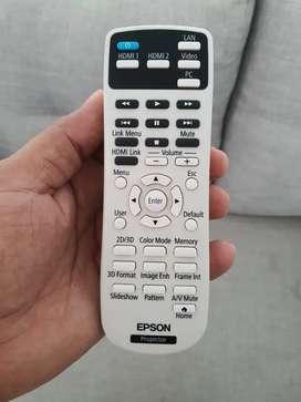 Control de video bean epson original