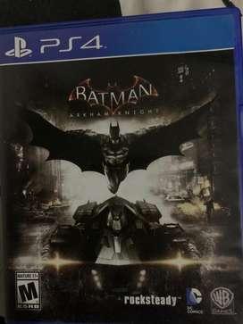 Batman Arkham Night PS4