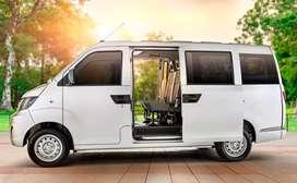 Servicio transporte personal