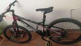 Bicicleta corleone  7vel