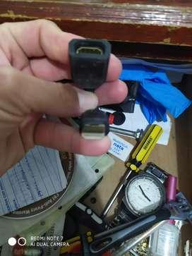 Cable HDMI macho hembra