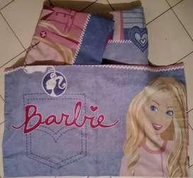 Sábana Barbie