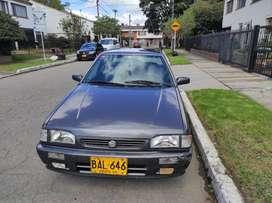 Mazda 323 NB Modelo 89