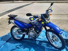 Yamaha  XTZ 125 Mejorada y confiable!