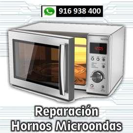 REPARACION MICROONDAS : HUACHO