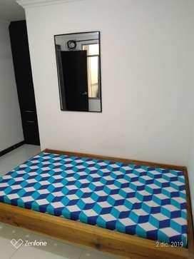 Arriendo habitación nueva amoblada con servicios incluidos