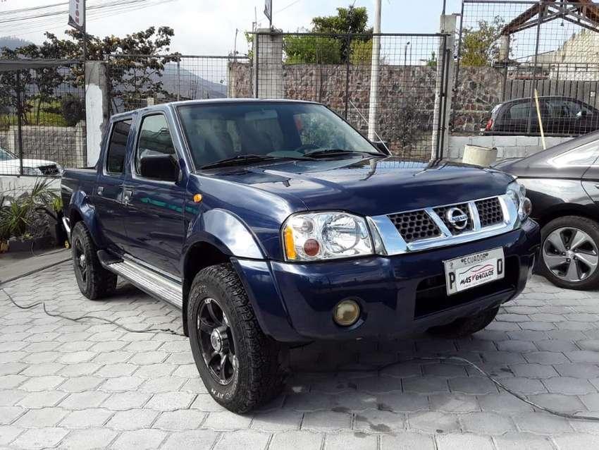 Nissan Np300 Frontier 4x4 2015 0