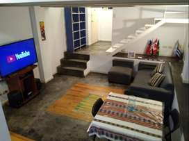 Alquiler temporario Microcentro capital loft departamento amplio amoblado Buenos Aires