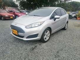 Ford Fiesta Se Automático 2014