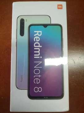 Xiaomi redmi note 8 de 4/64