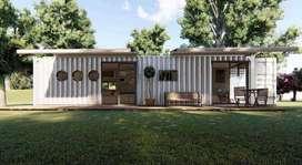 Modulo vivienda container