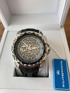 Reloj Technomarine Original automatico
