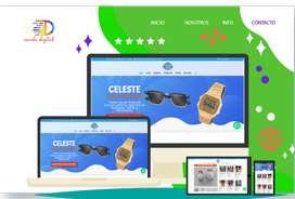 Diseño de Páginas Web Profesionales - Autoadministrable
