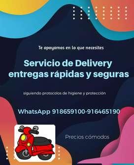 Delivery servicio
