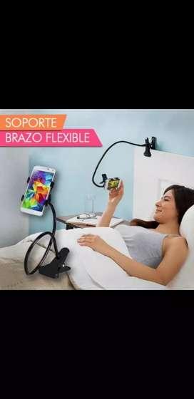 Nuevo sporte para celulares
