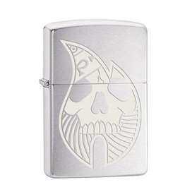 Encendedor Zippo Weird Skull Flame.Original. Entrega Inmediatal. Por Banimported
