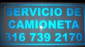 Servicio de Camioneta