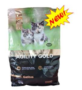 Gatitos - Agility Gold Super Premium