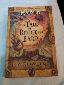 Harry Potter The Tales Of Beedle The Bar