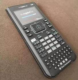 calculadora ti nspire cx cas gráficadora