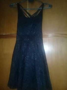 Vendo vestido 1 solo uso real