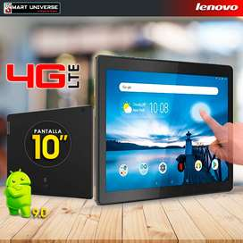 TABLET LENOVO teléfono 10 pulgadas 2GB RAM 16GB Android 4G