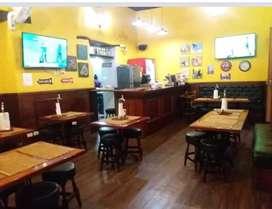 Venta Cafe bar pizzería