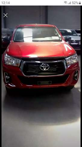 Vendo Toyota Hilux 0km
