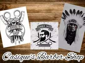 Busco barbero para local serca de la estacion socorro x molinos