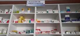 Representante de Farmacia y/o Laboratorio Clínico
