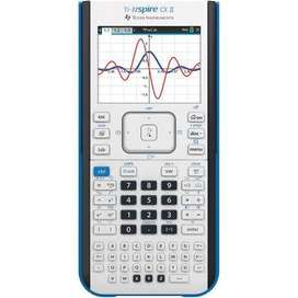 Calculadora Texas instruments TI-nspire cx II