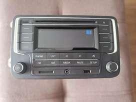 Radio original para Volkswagen