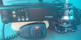 Venta base Motorola y equipo gps