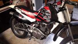 Honda XR100 1993 japonesa impecable lista para transferir