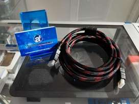 Cable Hdmi de 3,5 Y 10 Metros Blindado