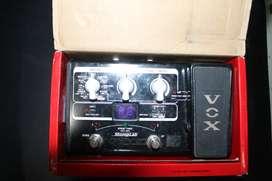 Pedalera para guitarra eléctrica VOX STOMPLAB II G