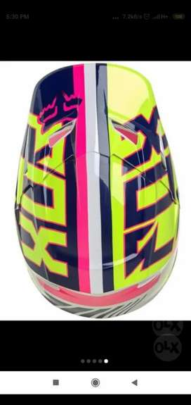 Vendo casco Fox