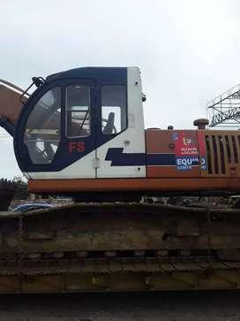 Excavadora SAMSUNG 210