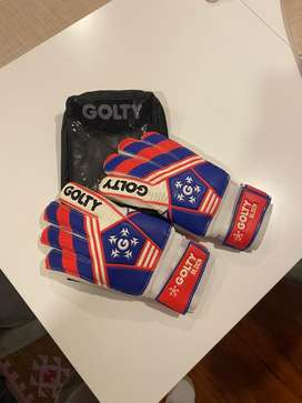Guantes Arquero Golty Competition Block