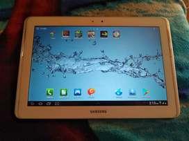 Table Samsung galaxy Tab 2 multi tareas