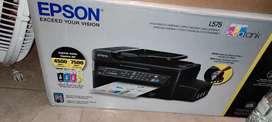 Impresora Epson L575 nueva