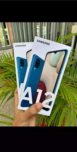 Samsung A12 nuevos oferta 64