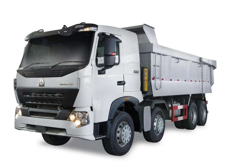 CAMION VOLQUETE 8x4 HOWO SINOTRUK A7 2021