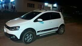 Vendo Permuto Volkswagen Crossfox Conforline 2010